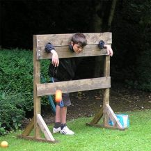 Medieval Pillory Stocks