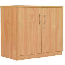 Office Cabinet 2 Door 28in High