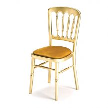 Regency Chair Gold