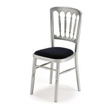 Regency Chair Silver