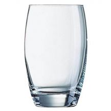 Salto Glass Clear 12oz (25 glasses per rack)