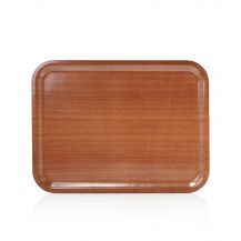 Serving Tray Wooden 18in x 13.5in
