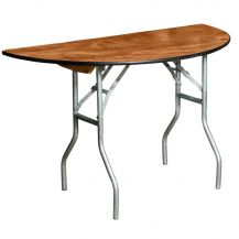 Table For Sale Half Round 4ft