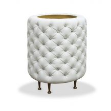 Tufted Pod Table Cream