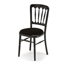 Regency Chair Black